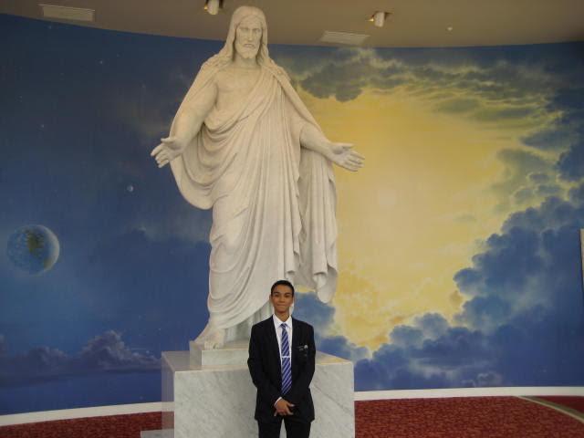 Christus & Magio in Mexico