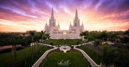 San Diego Temple 1