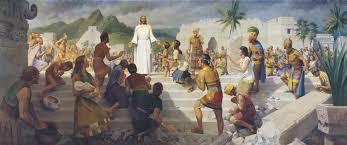 christ visit america